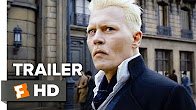Fantastic Beasts: The Crimes of Grindelwald Comic-Con Trailer (2018) | Movieclips Trailers - Продолжительность: 3 минуты 27 секунд