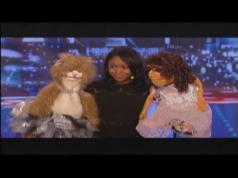 Megan Piphus & Her Singing Puppets (Full Audition)