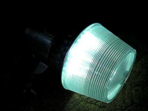 cooper lighting 70watt metal halide area light youtube
