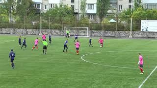 """U-17. """"Гірник-Спорт"""" (Горішні Плавні) - """"Фламінго"""" (Горішні Плавні) - 0:3. 2 тайм. ДЮФЛУ. 31.10.2020"""