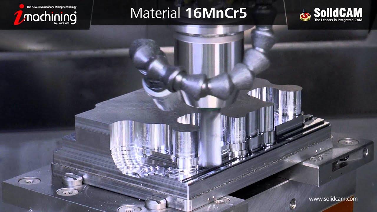 Solidcam Cam Software Imachining 3d