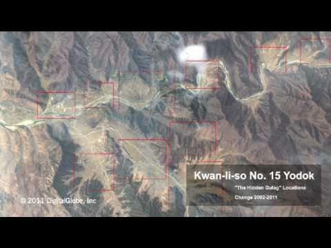 """""""Hell holes"""": North Korea's secret prison camps"""