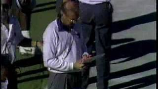Kansas State Wildcats at Oklahoma Sooners - 1990 - Football