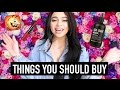 LIT STUFF I LOVE AND YOU SHOULD TRY! (FAVS)