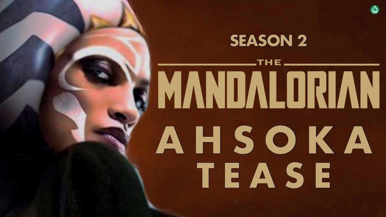 Ahsoka Tease In The Mandalorian Season 2 Trailer Youtube