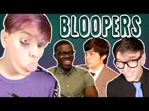 BLOOPER REEL!! The Bloop Strikes Back! | Thomas Sanders