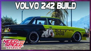 VOLVO 242 BUILD | Need for Speed Payback