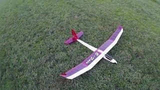 E-fair Balsa Glider Maiden