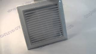 Решетка вентиляционная 200200 d150 мм Smart Duo(Применяется для монтажа в гипсокартонных панелях, дверях ванных комнат, туалетов, кухонь.http://dnplast.dp.ua/catalog/resh..., 2015-02-18T14:57:53.000Z)
