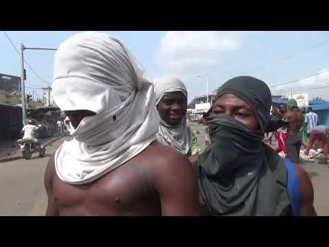 La jeunesse togolaise fatiguée du régime de Faure GNASSINGBE