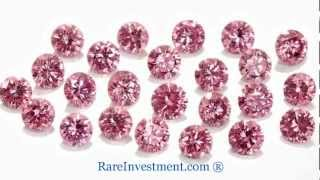 Investment Grade Diamonds - Investing In Natural Fancy Colored Diamonds