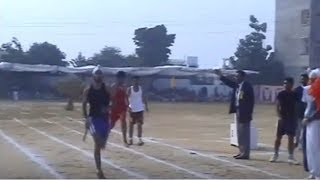 Relay Race can also be FUN!!! | JK Public School Annual Sports Day 2013-14