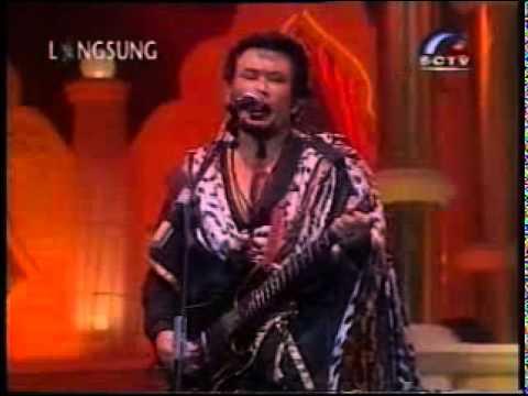 Perjuangan dan do'a-Rhoma Irama Konser Raja Ratu tahun baru 2002