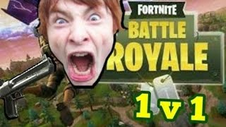 1v1 Kid obtient Rekt dans Fortnite He Raged! (Ft. Slade TTX)