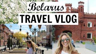 Belarus Travel Vlog│EmmaTara
