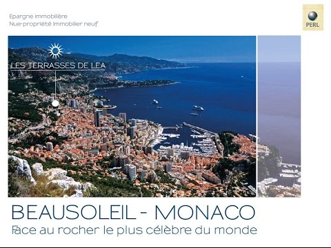 PERL - Les Terrasses de Léa - Beausoleil-Monaco
