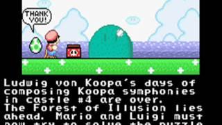 Super Mario Advance 2-Super Mario World - The Movie