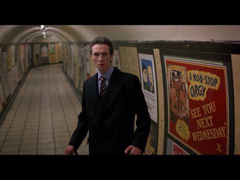 An American Werewolf in London (1981) Location - Tottenham Court Road Tube Station
