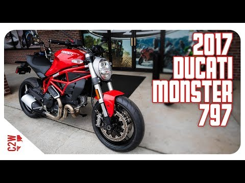 2017 Ducati Monster 797 | First Ride
