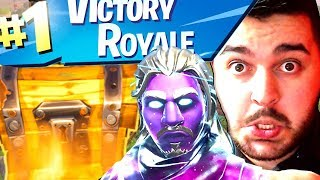 FIRST WIN IN FORTNITE WITH MAXSIOTHERS WITH THE NEW GALAXY SKIN!