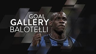 MARIO BALOTELLI | All of his 28 Inter goals! 🇮🇹⚫️🔵