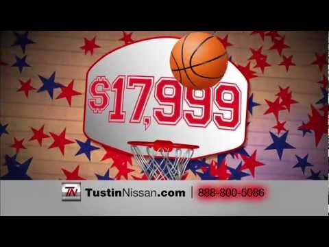 "Tustin Nissan ""Big Shot Sales Event"" Spot"