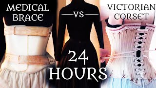 I Wore a (Medical) Corset for 5 Years. How do Victorian Corsets Compare?