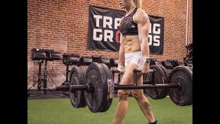 Katrin Tanja Davidsdottir: Workout