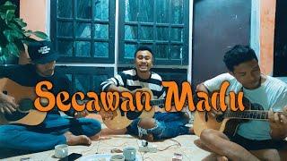 Secawan Madu - Kristina   Cover by Junior Dompu