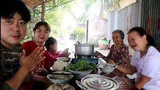 Miền tây#1: Bà Nội cùng con cháu ăn cháo vịt và tâm sự đủ chuyện 🇻🇳228