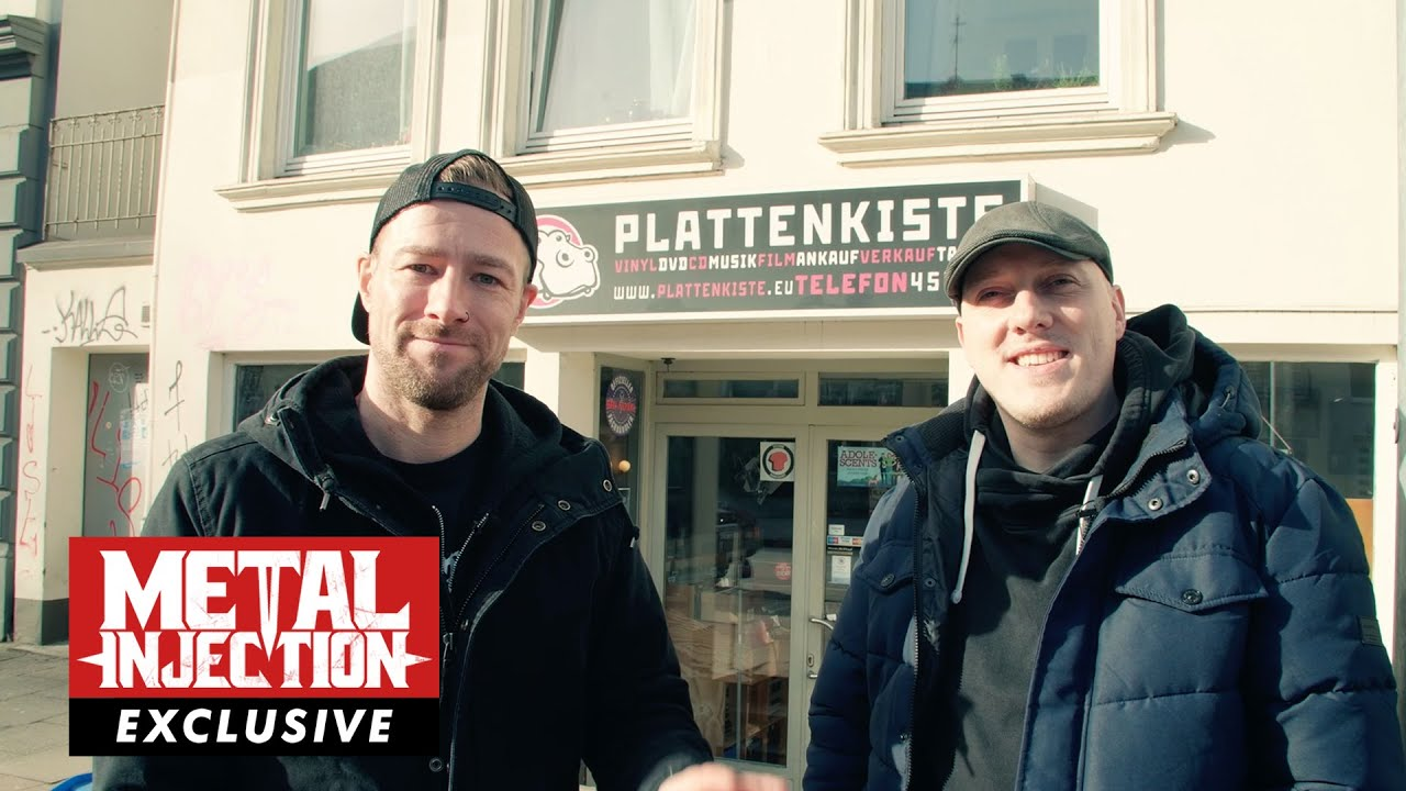 "ENDSEEKER ""Show Us Your Hood"" in Hamburg Germany | Metal Injection"