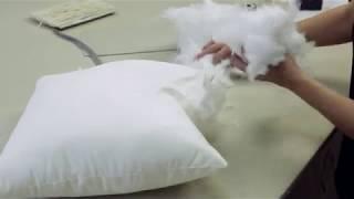 Мастер-класс 8. Все этапы изготовления декоративной подушки!