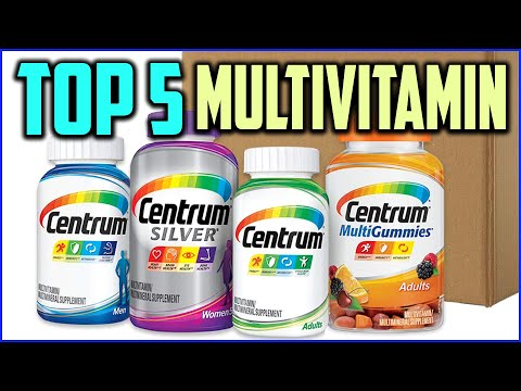 Top 5 Best Multivitamin For Women in 2020