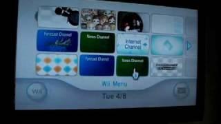 Mario Kart Wii Channel Working on NTSC-U!
