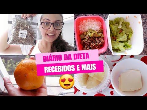 DIÁRIO DA DIETA | DESINCHÁ A GRANEL E MAIS