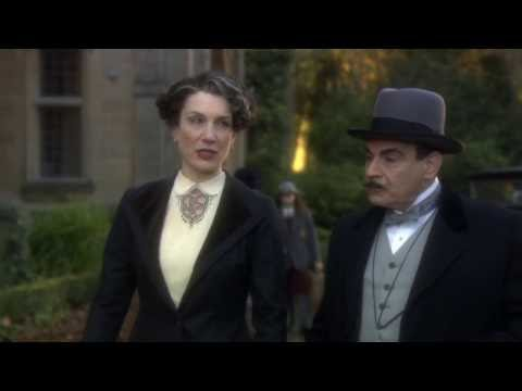 Agatha Christie's Poirot S11E02 Cat Among The Pigeons