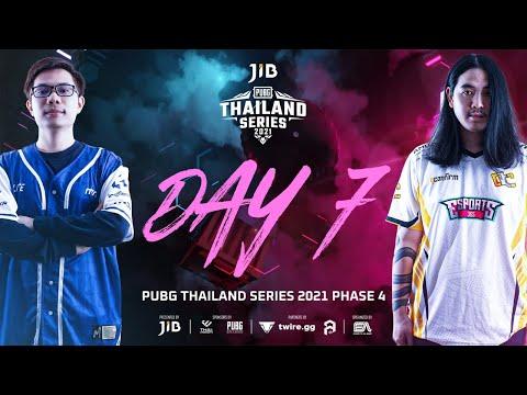 🔴 ไลฟ์สด! PUBG Thailand Series 2021 Road to PCS4 APAC (วันที่ 7)