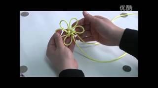手工編織中國結 團錦結