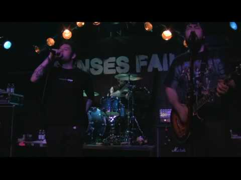 Senses Fail - Lungs Like Gallows (Auditorium Flog, Firenze Italy 02-May-09)