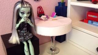 "Monster High ""Страшилка"""