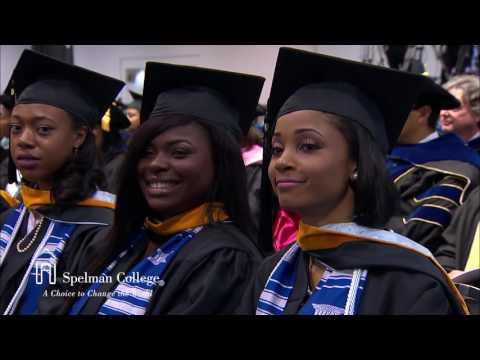 2016 Commencement Address- US Attorney General Loretta Lynch - Spelman College