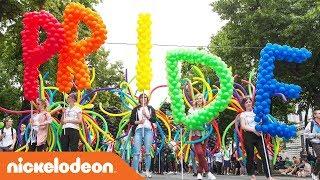 Celebrate Pride Month 🏳️🌈 w/ Nickelodeon | #PrideMonth