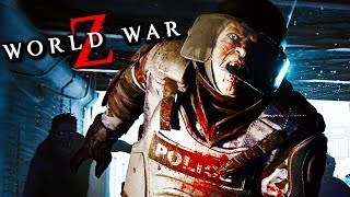 FRIENDLY FIRE! - World War Z with The Crew!