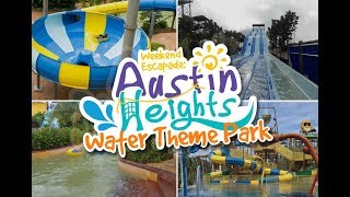 Austin Height Water Theme Park - Xavier's Family Day