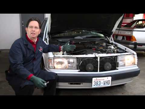 Mercedes W126 W201 W124 European Headlight Troubleshooting
