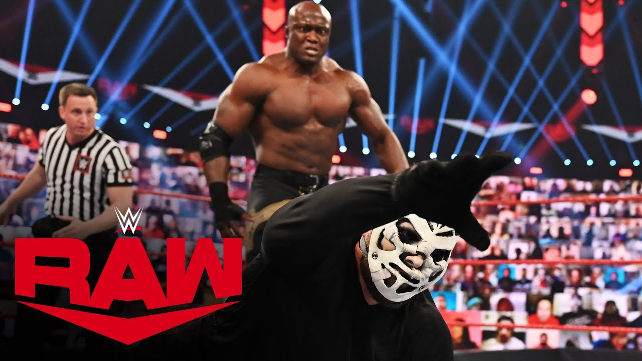 The Hurt Business and RETRIBUTION's battle ends in chaos: Raw, Sept. 21, 2020