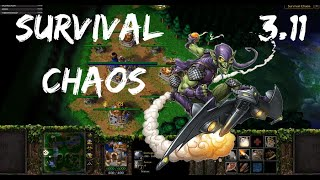 Survival Chaos - Air Superiority Complex | Warcraft 3
