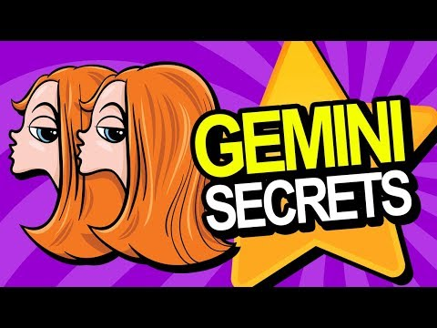 21 Secrets Of The GEMINI Personality ♊