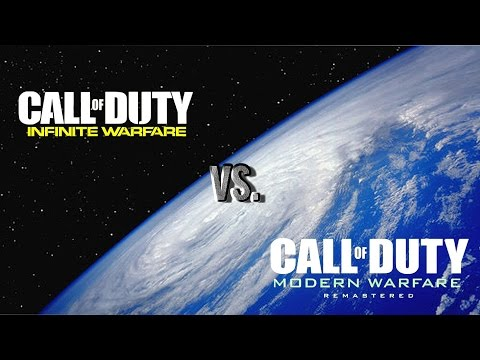Call of Duty: Infinite Warfare vs Modern Warfare Remastered