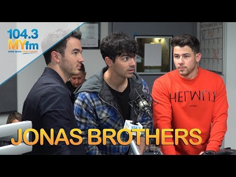 Valentine In The Morning - Jonas Brothers Talk Reunion, Game Of Thrones, 'Sucker' & More!